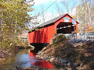 National Register of Historic Places listings in Perry County, Pennsylvania - Image: Books Bridge 1