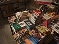 Books on display at Feltrinelli RED Store in Florence Italy.jpg