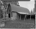 Boone-Truly Ranch, Horse Barn, 11119 Northeast 185th Street, Bothell, King County, WA HABS WASH,17-BOTH,1H-5.tif