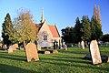 Borough Cemetery, Bury St Edmunds - geograph.org.uk - 1053414.jpg