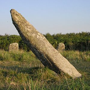 Boscawen-Un - The central stone