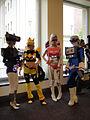 BotCon 2011 - Transformers cosplay robot girls (5802060973).jpg