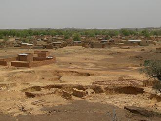 Boulsa - Image: Boulsa Burkina Faso
