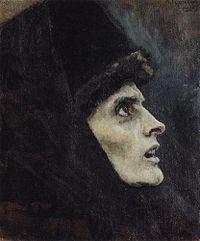 Boyaryna Morozova by V.Surikov - sketch 01a.jpg