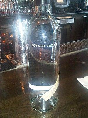 Boyd & Blair - Image: Boyd & Blair bottle