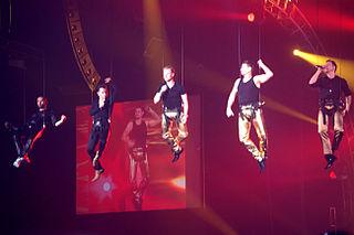 Boyzone Irish boyband