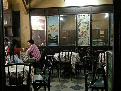 Brabourne restaurant dhobi