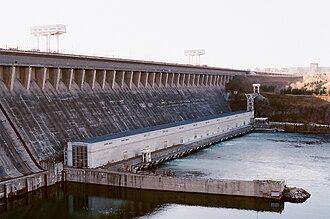 Balagansky District - Bratsk Hydroelectric Power Station, Balagansk, Balagansky District