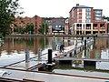 Brayford Pool Marina, Lincoln - geograph.org.uk - 497921.jpg