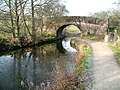 Bridge over Cromford Canal - geograph.org.uk - 1285845.jpg