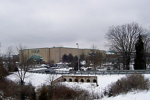 Bridgewater Township, New Jersey - Bridgewater Commons in the township