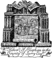 Britannica Book-Plates - William Hewer 1699.png