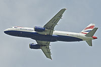 G-EUUF - A320 - British Airways