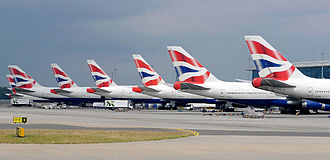History of British Airways - London Heathrow Airport has been the main hub of British Airways since its formation; most activity is based in the Terminal 5 complex.