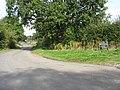 Broadoak Lane Meets Wrenshot Lane - geograph.org.uk - 1522537.jpg