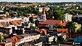 Brodnica, Polska. Widok z wieży dawnego zamku - panoramio.jpg