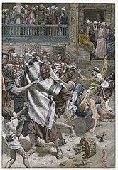 Jesus Before Herod