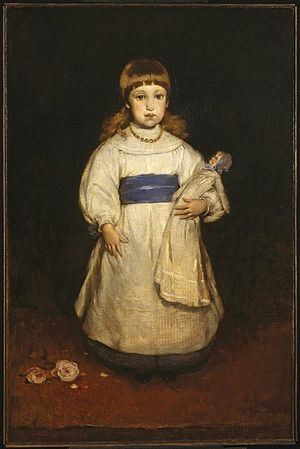 Frank Duveneck - Image: Brooklyn Museum Mary Cabot Wheelwright Frank Duveneck overall