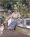 Brooklyn Museum - The Watering Pots - Theodore Robinson - overall.jpg