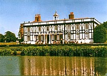 Broomfield House, Broomfield Park, Palmers Green, before the fires - geograph.org.uk - 81810.jpg