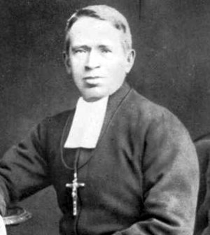 Celtic F.C. - Brother Walfrid, founder of Celtic FC