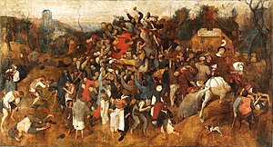 The Wine of Saint Martin's Day - Image: Bruegelsanmartin