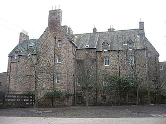Burgh Muir - Bruntsfield House in 2010