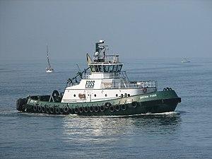 Foss Maritime - Brynn Foss in Redondo Beach, California
