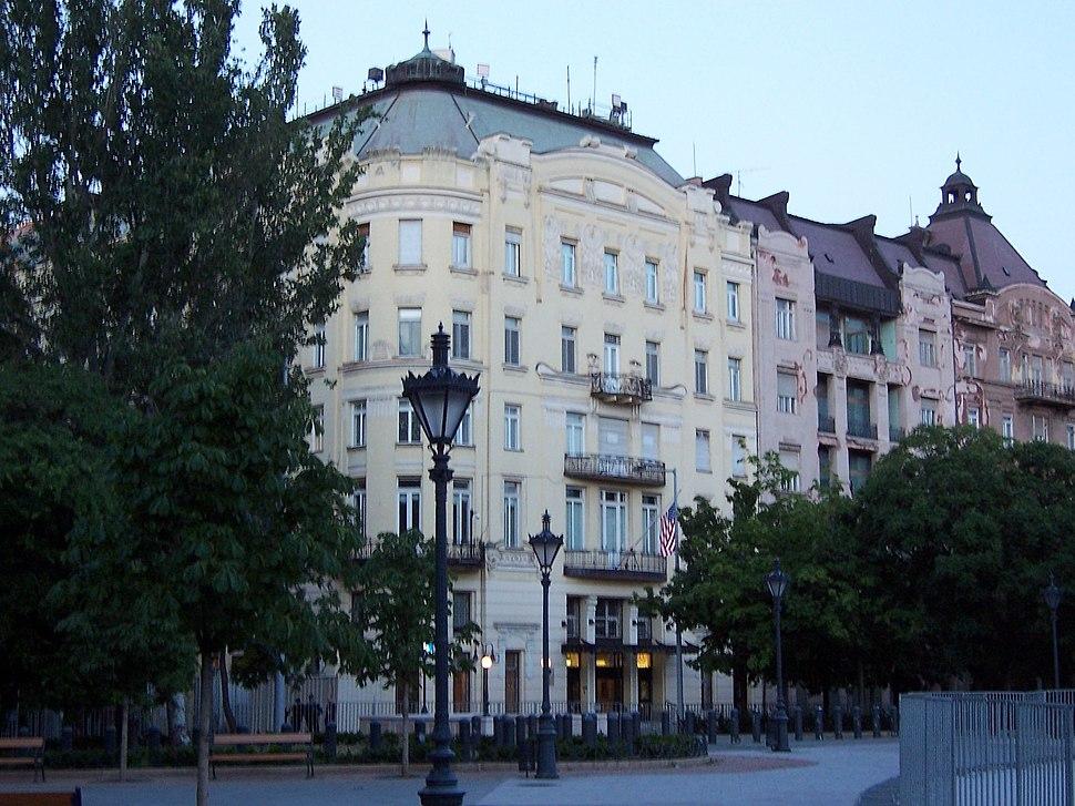 Budapest U.S. embassy