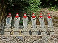 Buddhas behind of Seisuiji temple - panoramio.jpg