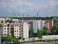 Budynki przy al. Reymonta w kierunku Powstańców Śląskich - panoramio.jpg