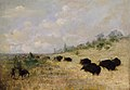 Buffalo and Elk in Texas- George Catlin.jpg