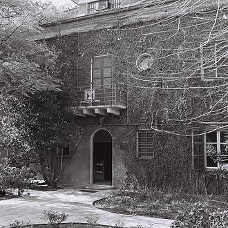 Prime Minister's Office (Israel) - Prime Minister's Office in Tel Aviv, 1964