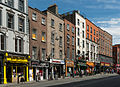 Buildings on Dame Street, Dublin 20150808 1.jpg