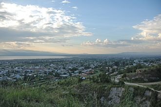 Bujumbura - Bujumbura panorama