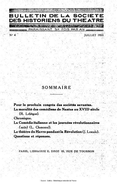 File:Bulletin de la société des historiens du théâtre, année 1, n°4.djvu