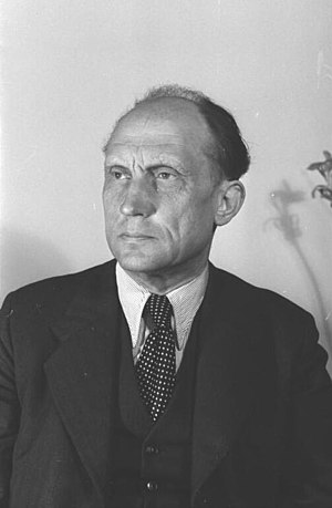 Karl Steinhoff - Karl Steinhoff in 1951.