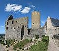 Burg Gleiberg - Merenberger Bau und Bergfried.jpg