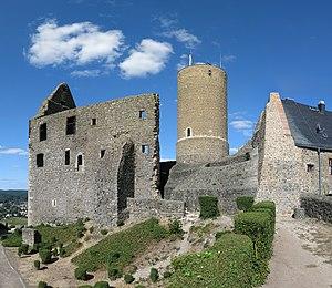 Gleiberg Castle