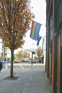 LGBT culture in Portland, Oregon Overview article