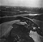 Burroughs and Plateau Glacier, mountain glaciers terminus, September 12, 1973 (GLACIERS 5983).jpg