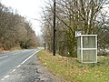 Bus shelter on the A83 at the Argyll Caravan Park - geograph.org.uk - 110841.jpg