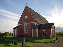 Bygdeå kyrka, from the east.jpg
