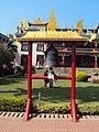 Bylakuppe - Namdroling Monastery 15.JPG