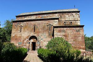 Surp Hovhannes Church, Byurakan - Image: Byurakan S. Hovannes 1