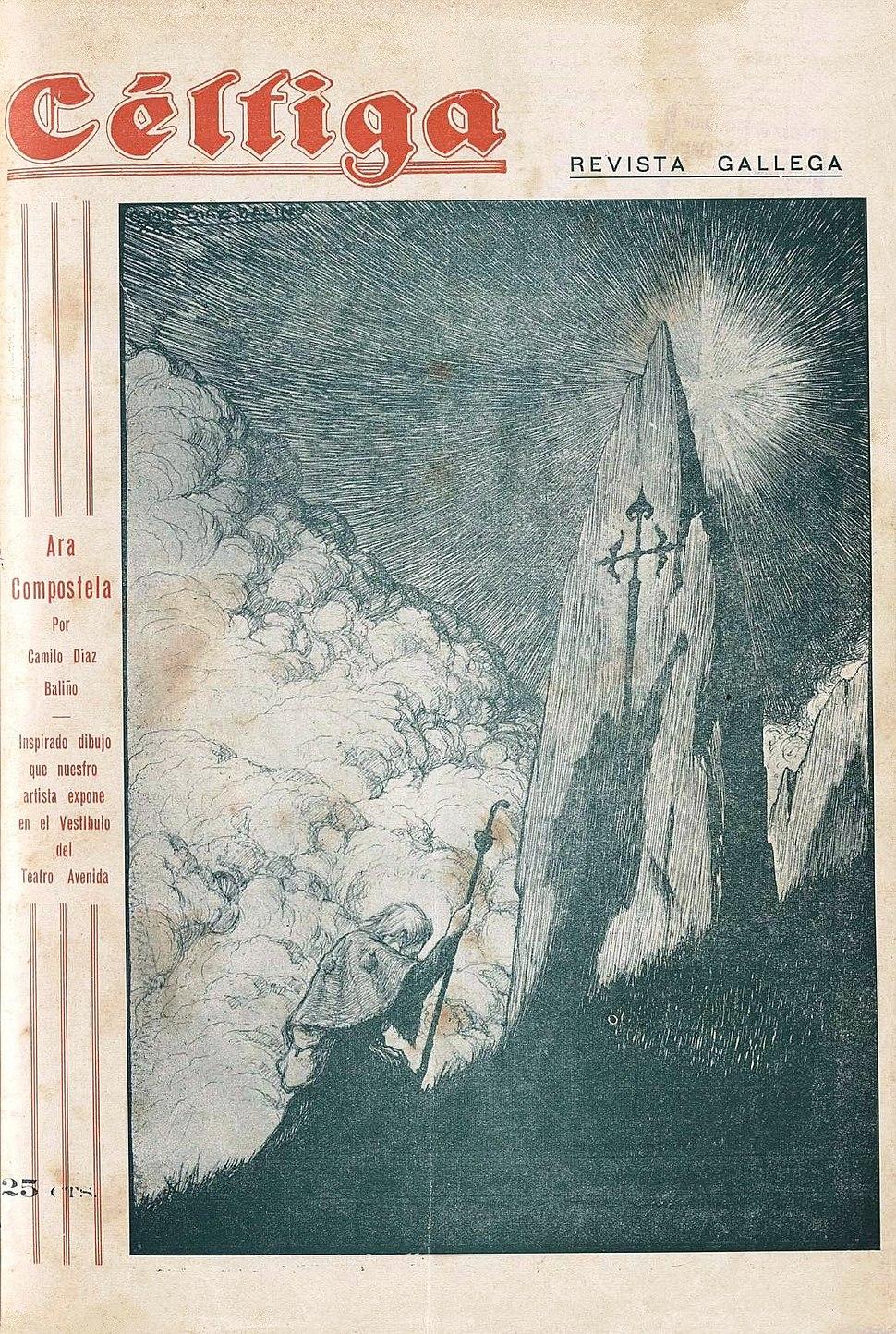 Céltiga n 151, Buenos Aires, 10 de abril de 1931, portada