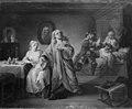 C.A. Lorentzen - Barselstuen, III akt, 6. scene - KMS465 - Statens Museum for Kunst.jpg