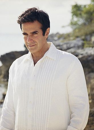 David Copperfield (illusionist) - Photo of illusionist David Copperfield, taken in March 2014, on Musha Cay and the Islands of Copperfield Bay