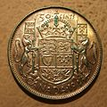 CANADA, GEORGE VI 1946 -50 CENTS a - Flickr - woody1778a.jpg