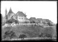 CH-NB - Erlach, Schloss, vue partielle extérieure - Collection Max van Berchem - EAD-9419.tif